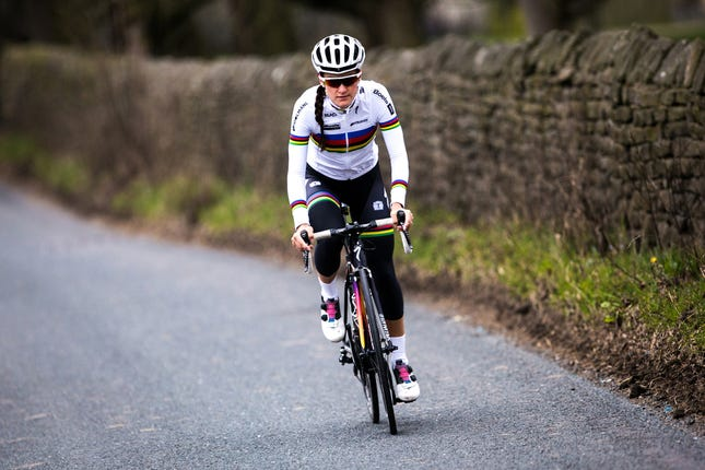 Lizzie Armitstead Handout Photo