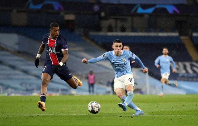 Manchester City v Paris Saint-Germain – UEFA Champions League – Semi Final – Second Leg – Etihad Stadium