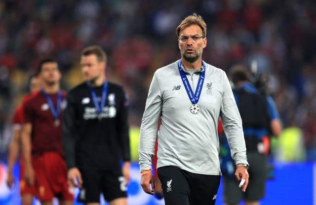 Liverpool were beaten by Real Madrid in the final of last season's Champions League