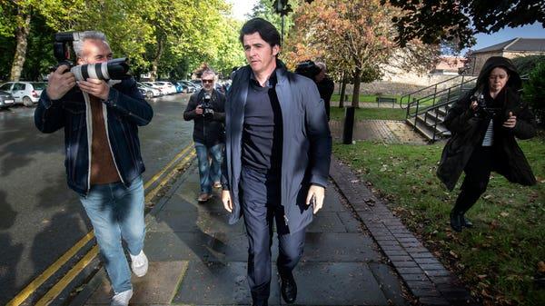 Joey Barton denies assaulting former Barnsley manager Daniel Stendel