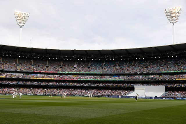 The tournament final is due to take place at the Melbourne Cricket Ground