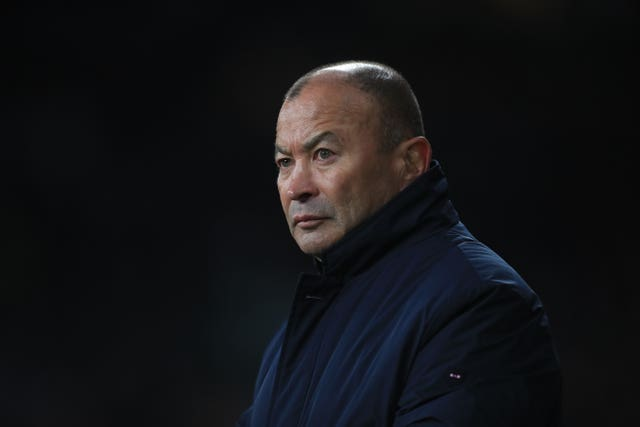 Conor O'Shea will work alongside Eddie Jones (pictured)