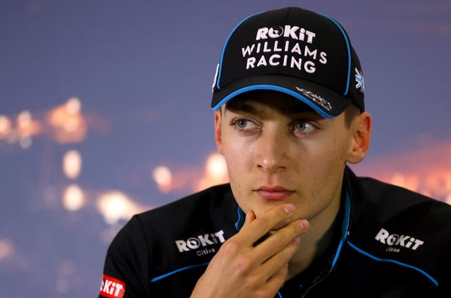 George Russell will be hoping to improve Williams' fortunes