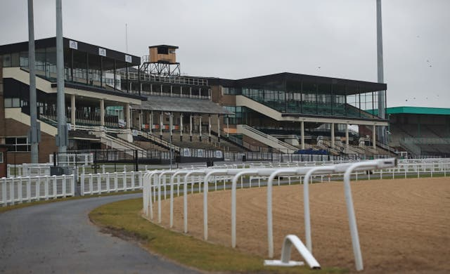 Sport will return at Newcastle Racecourse