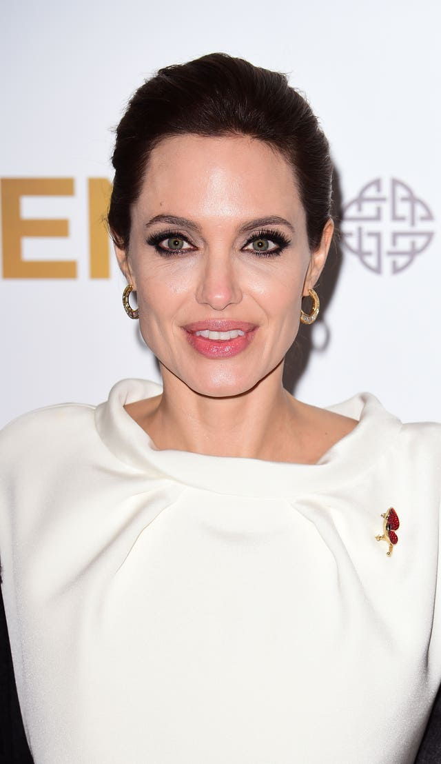 Angelina Jolie (Ian West/PA)