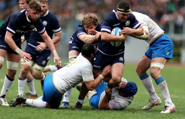 Italy v Scotland – NatWest 6 Nations – Stadio Olimpico