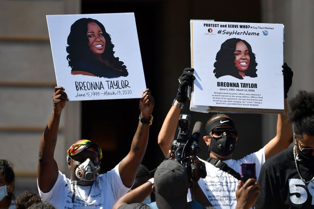Racial Injustice Breonna Taylor Lawsuit