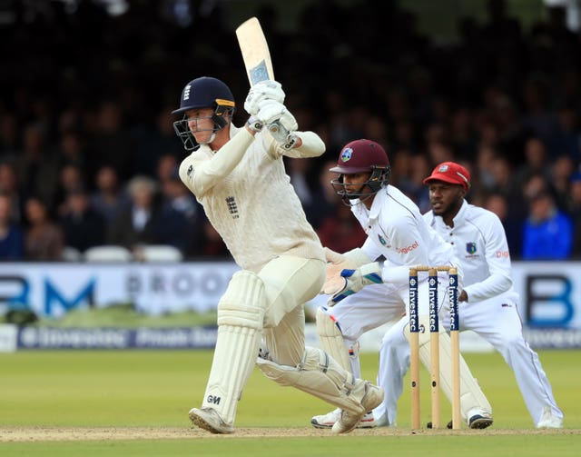 England v West Indies – Third Investec Test – Day Three – Lord's