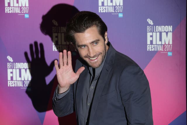 London Film Festival Stronger Photo Call
