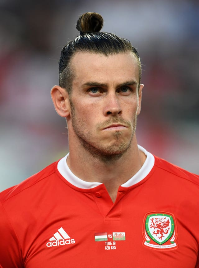 Gareth Bale is available for Wales