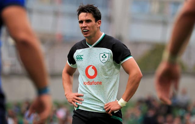 Joey Carbery has been struggling with an ankle injury