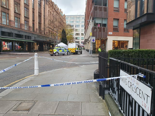 Knightsbridge attack
