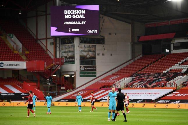 Var Controversies In The Premier League This Season Bt Sport