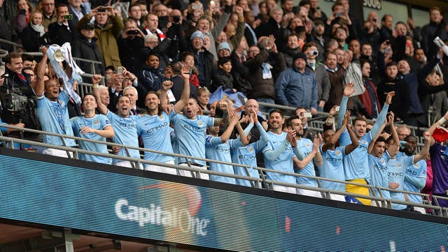 Soccer – Capital One Cup – Final – Manchester City v Sunderland – Wembley Stadium