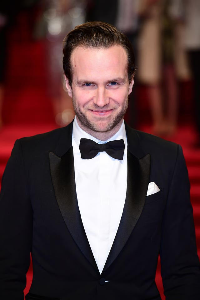 Rafe Spall starred in the previous play (Ian West/PA)