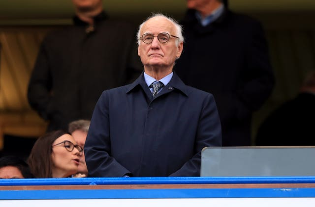 Bruce Buck has met with survivors