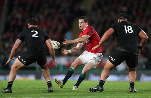 The Lions drew their series with New Zealand in 2017