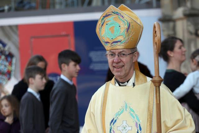 Archbishop of Canterbury Christmas Day Sermon