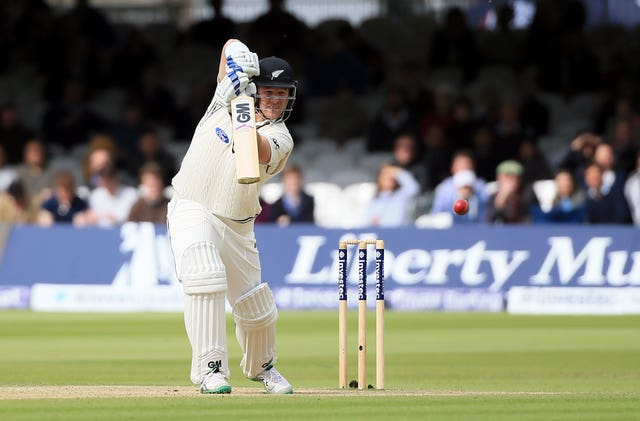 New Zealand's Corey Anderson went on the attack against Glamorgan.