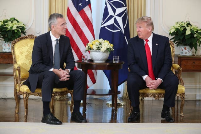 Nato Leaders Meeting