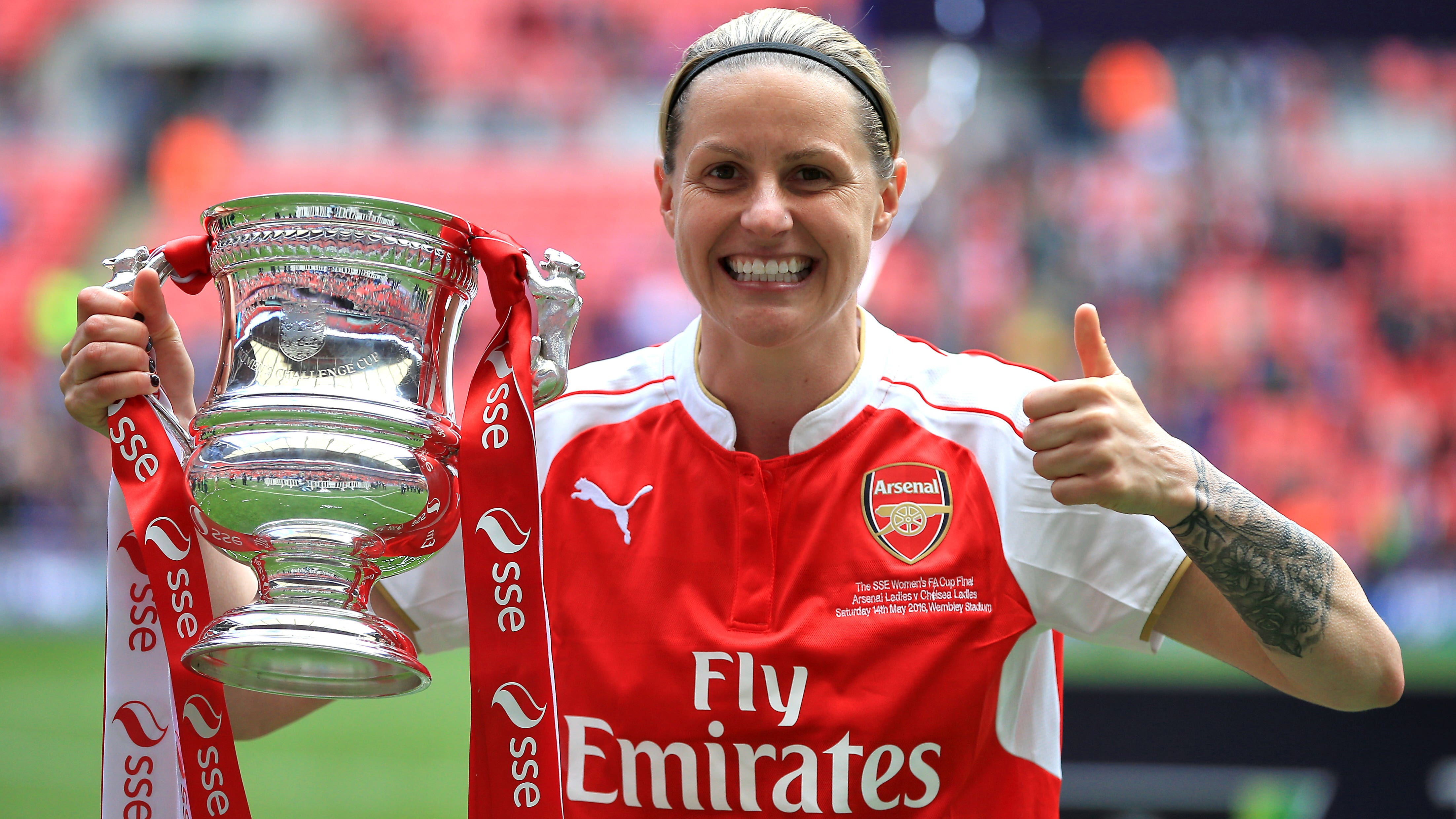 Kelly Smith believes women's game was 'pushed aside' after season ...