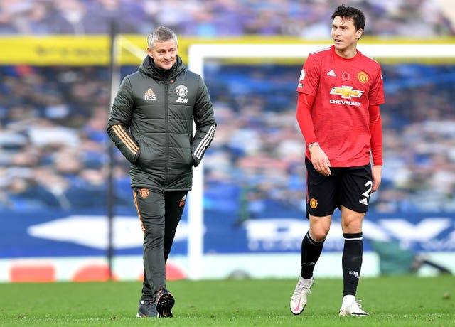 Ole Gunnar Solskjaer led United to a much-needed win at Everton before the international break