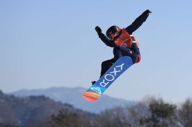 Katie Ormerod is a British medal hopeful in snowboard slopestyle and Big Air
