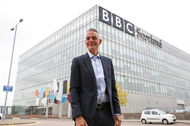 Tim Davie is the BBC's new director-general