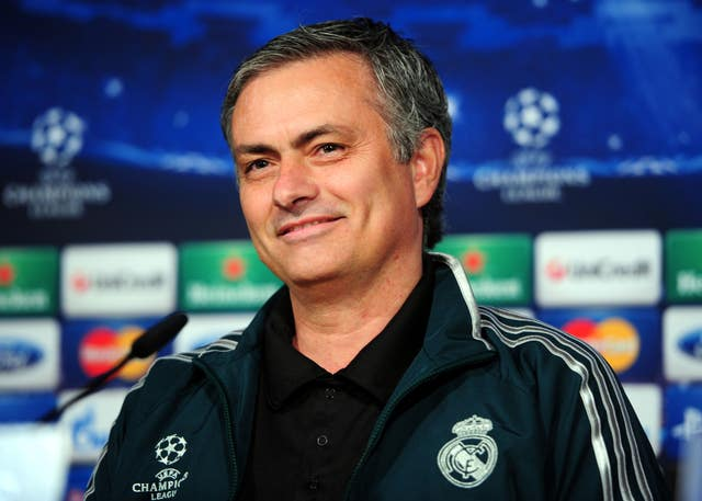 Jose Mourinho has been linked with a return to the Bernabeu