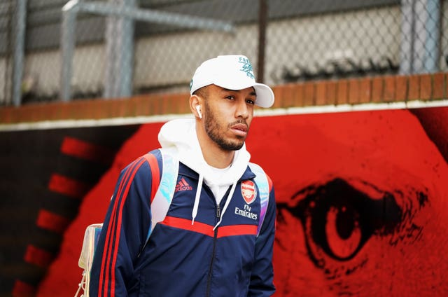 Could Pierre-Emerick Aubameyang be packing his bags?