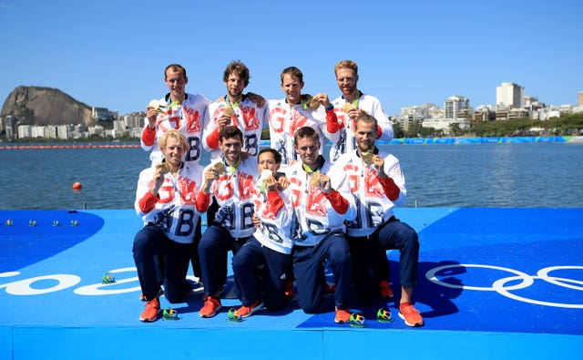 Great Britain have enjoyed plenty of Olympic success in rowing