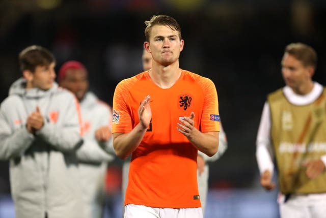 Netherlands v England – Nations League – Semi Final – Estadio D. Alfonso Henriques