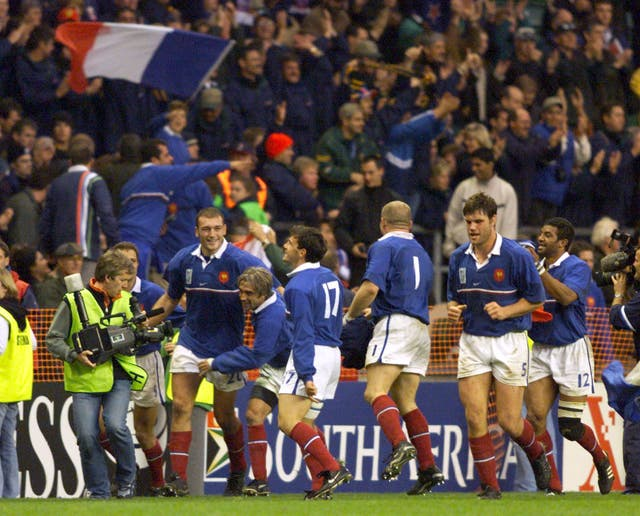 France saw off the All Blacks 43-31 in the 1999 World Cup semi-finals at at Twickenham.
