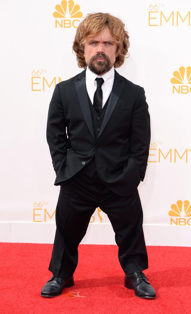 66th Primetime Emmy Awards – Arrivals – Los Angeles