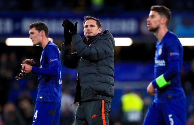 Chelsea manager Frank Lampard hopes the current uncertain climate can bring everyone together