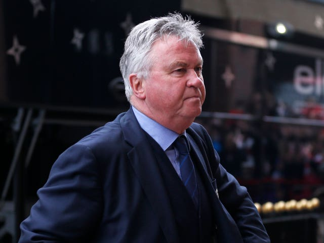 Chelsea have enjoyed success previously under interim managers, including Guus Hiddink