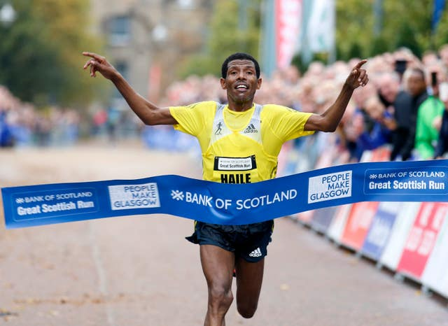 Athletics – 2013 Bank of Scotland Great Scottish Run – Glagsow