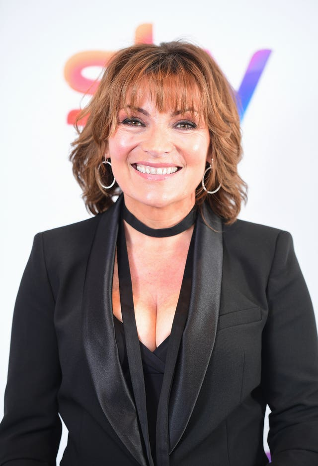 Lorraine Kelly comments