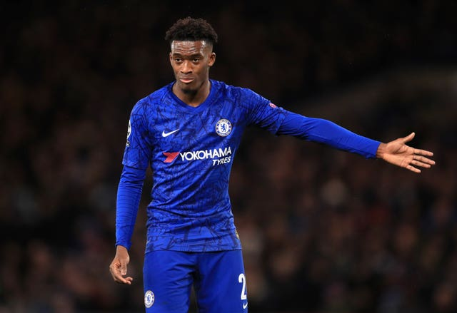 Hudson-Odoi struggled against Southampton