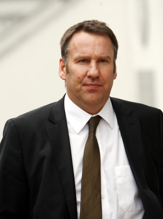 Merson on drink drive charge