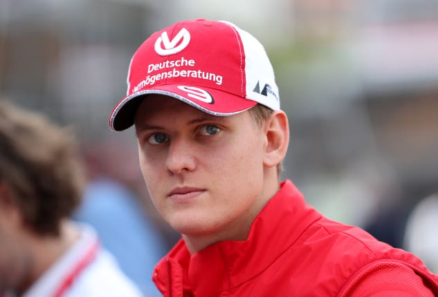 Mick Schumacher will be joined by his cousin in Sochi