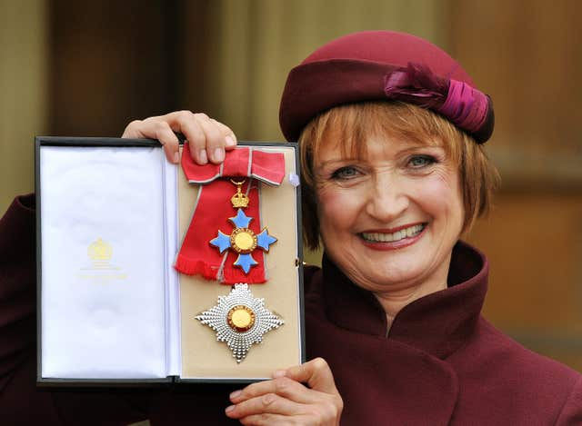 Dame Tessa Jowell died in May (John Stillwell/ PA)