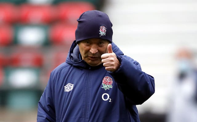 England head coach Eddie Jones was in playful mood ahead of Ireland's visit to Twickenham