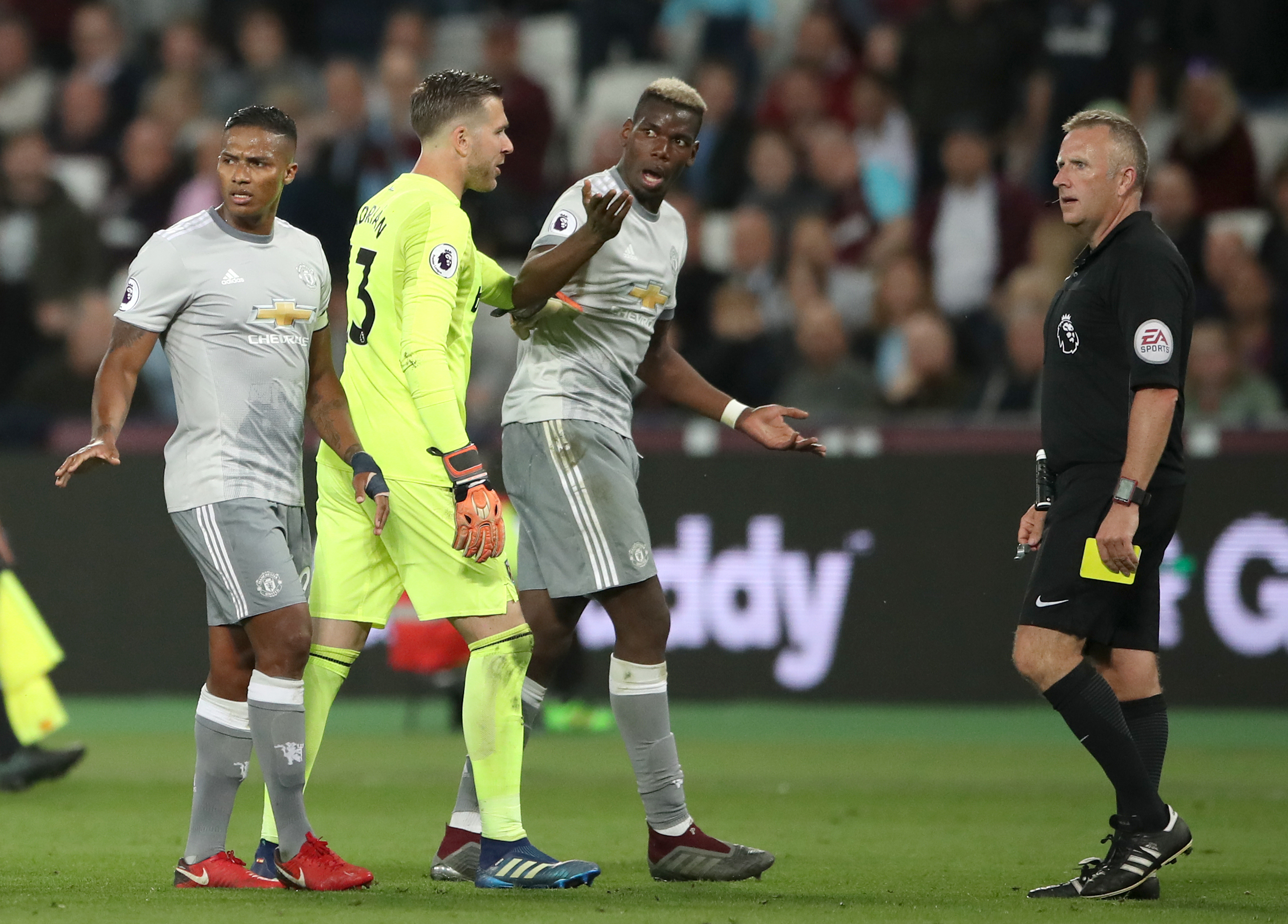English Premier League match report Manchester United v Watford 13 May 2018