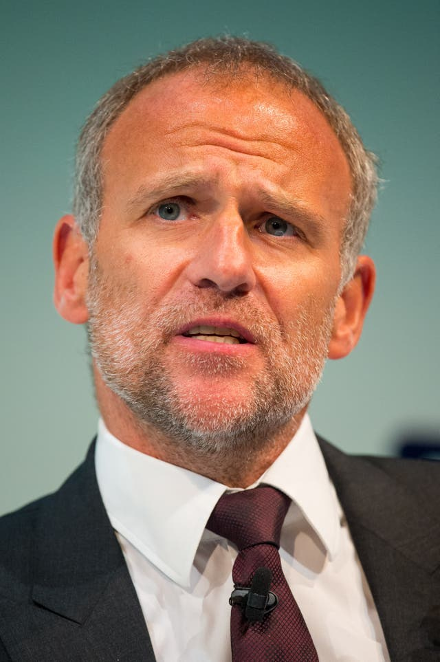 Dave Lewis is group chief executive of Tesco