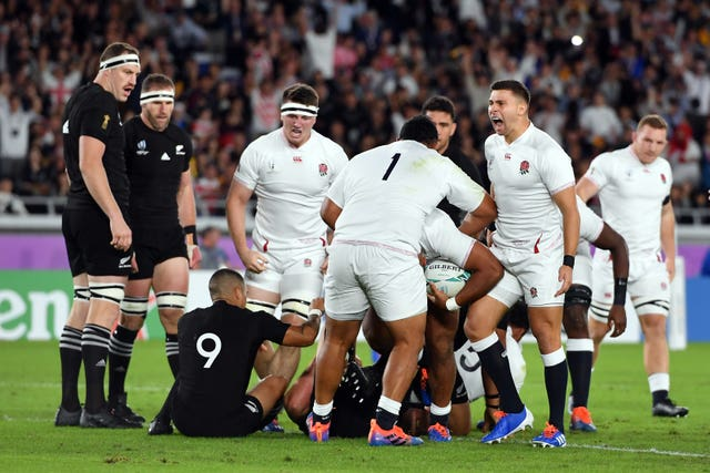 England v New Zealand – 2019 Rugby World Cup – Semi Final – International Stadium Yokohama