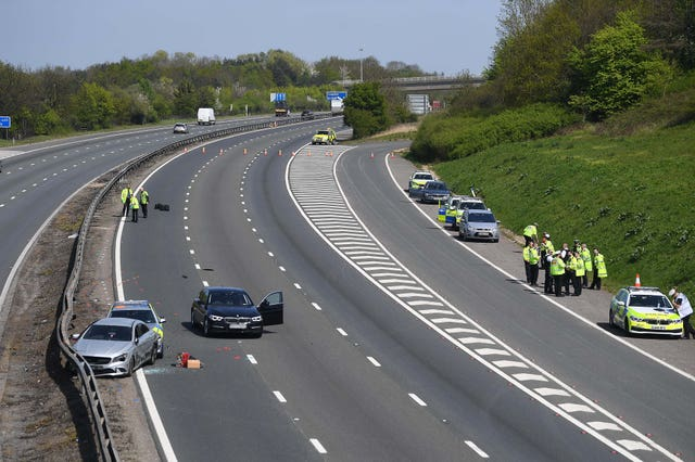 Chigwell M11 incident