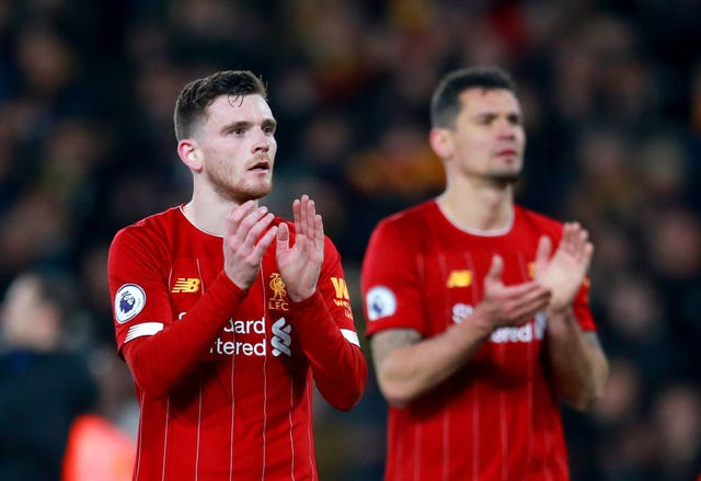 Liverpool were left disappointed following a shock 3-0 loss at Watford last week.