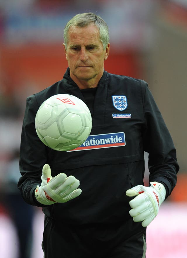 Ray Clemence worked on the coaching staff under a number of England managers