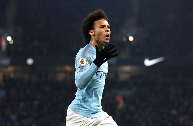 Leroy Sane joined Manchester City from Schalke in 2016